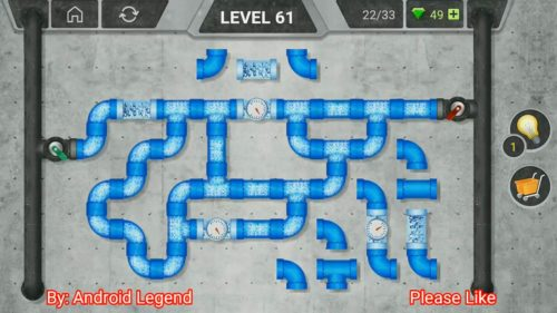 pipeline level 61 hint answer solution android puzzle game master