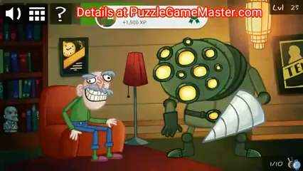 Troll Face Quest Video Games 2 Level 23 Solution 187 Puzzle
