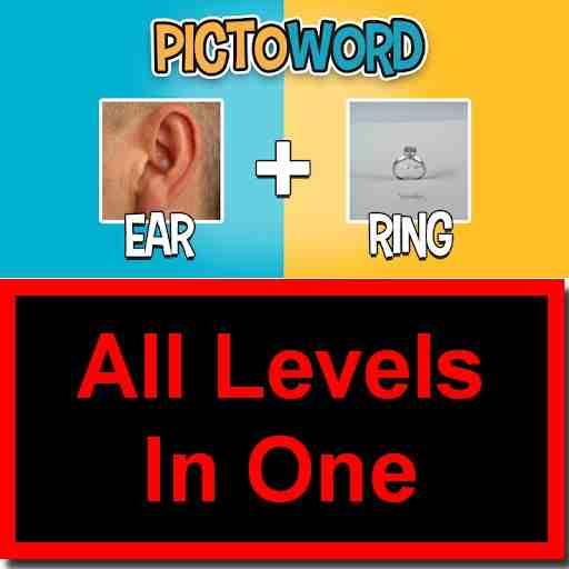 Pictoword Answers All Levels! [In One Page] » Puzzle Game Master