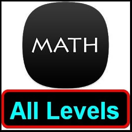 Math Riddles Game All Levels [1-100] Answers Android » Puzzle Game