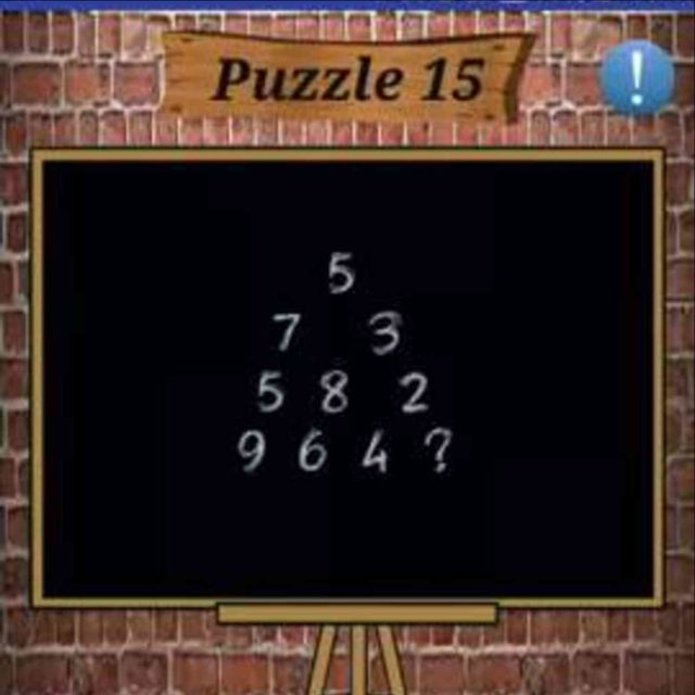 Math Puzzles Game Level 15 Answer with Solution » Puzzle