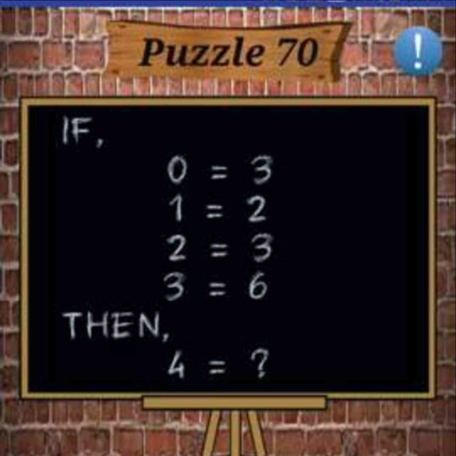 Math Puzzles Game Level 70 Answer With Solution Puzzle