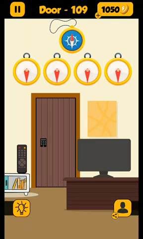 The 4 Digit Code Door 109 Answer with Explanation » Puzzle