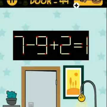 The 4 Digit Code Door 44 Answer with Explanation » Puzzle