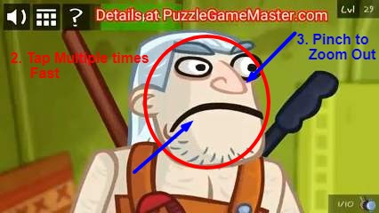 Troll Face Quest Video Games 2 Level 29 Solution » Puzzle Game Master