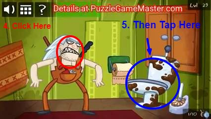 Troll Face Quest Video Games 2 Level 29 Solution » Puzzle