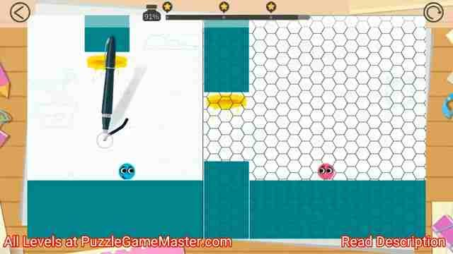 game where you draw lines to move a ball