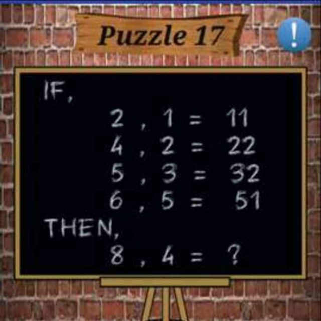Math Puzzles Game Level 17 Answer With Solution Puzzle Game Master