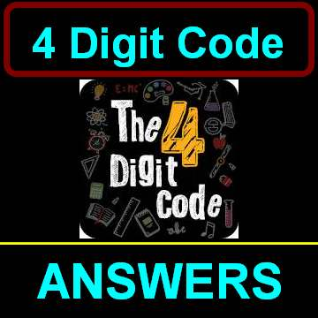 The 4 Digit Code Answers Updated August 2020 All Doors Puzzle Game Master