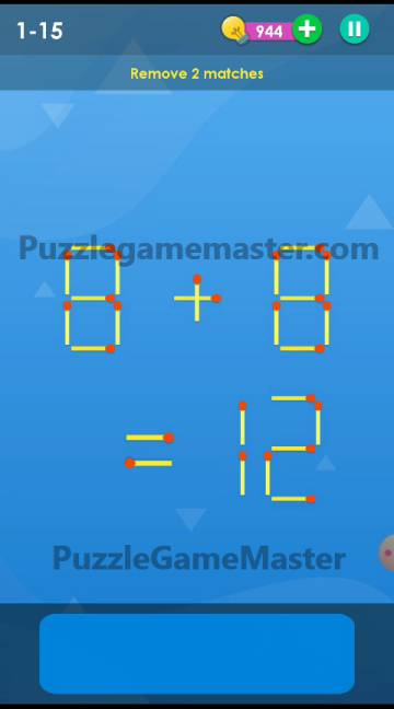 Smart Puzzle Collection Matches 1-15 Answer