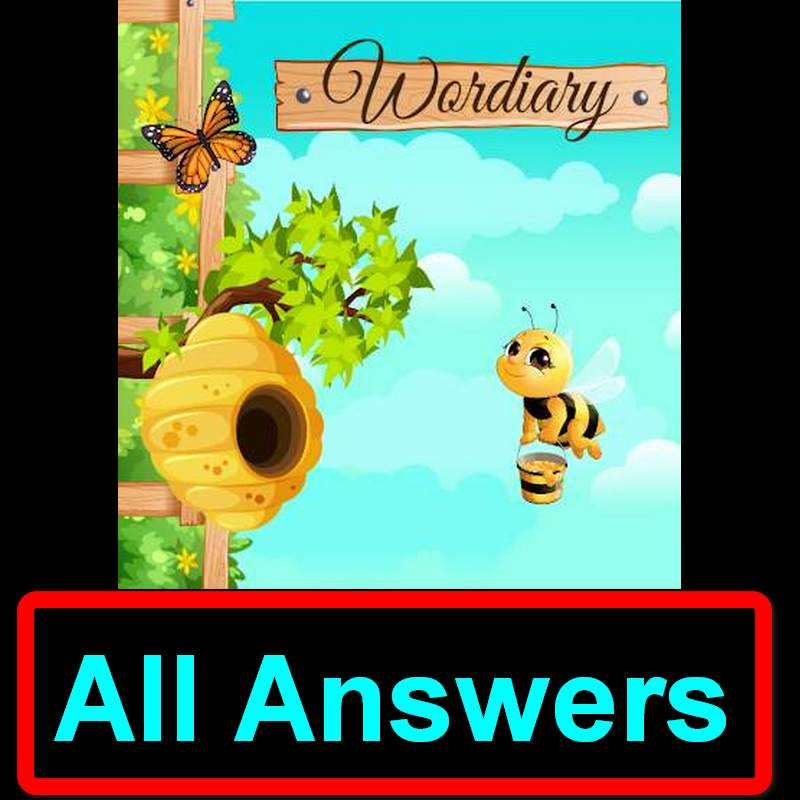 Wordiary Answers All Levels [In Single Page] » Puzzle Game