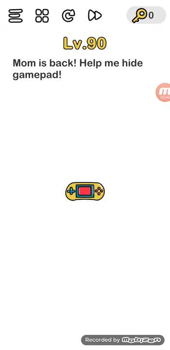 Brain Out Level 90 Solution Answer Hints Puzzle Game Master