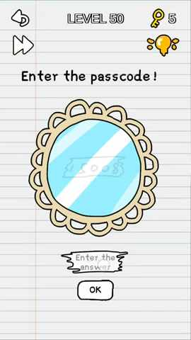 Stump Me Level 50 Enter The Passcode Answer Puzzle Game Master