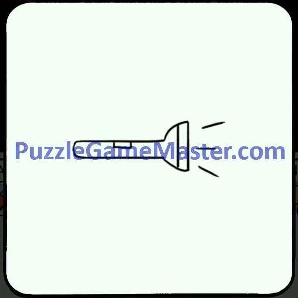 Draw Puzzle Level 6 Flashlight Answer Puzzle Game Master