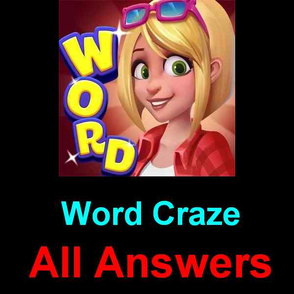 Word Craze Answers Level 51 75 All Answers Puzzle Game Master