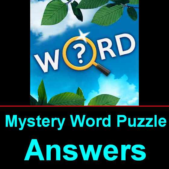 Answers word game Game Of