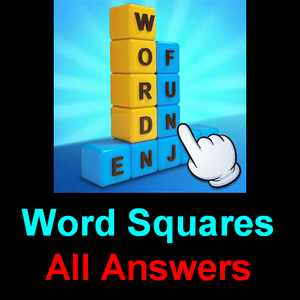 Word Squares Answers All Levels [1000+ in one page]