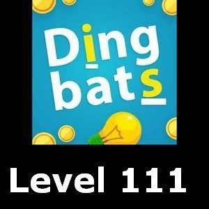 Dingbats Level 111