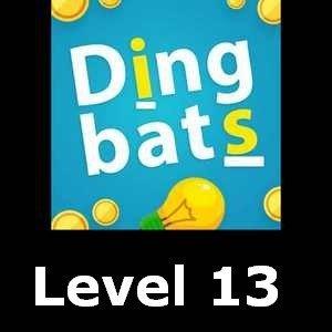 Dingbats Level 13