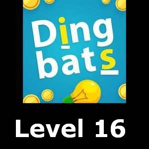 Dingbats Level 16