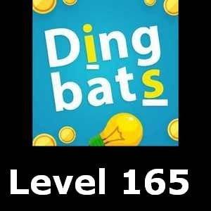 Dingbats Level 165