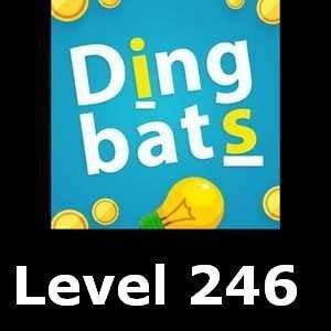 Dingbats Level 246