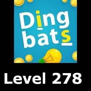 Dingbats Level 278