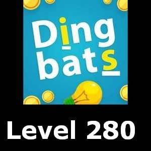 Dingbats Level 280