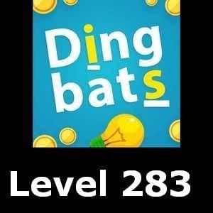 Dingbats Level 283
