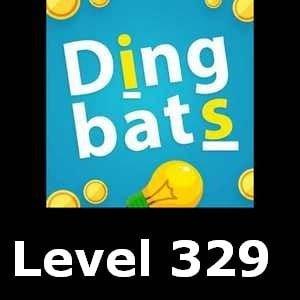 Dingbats Level 329
