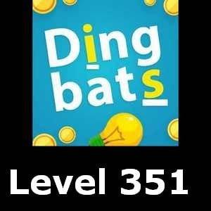 Dingbats Level 351