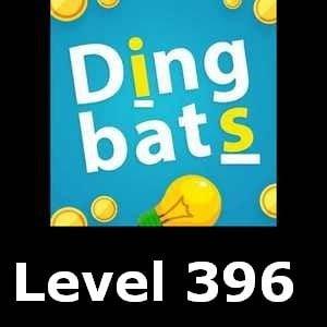 Dingbats Level 396