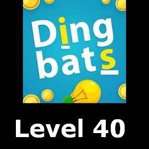 Dingbats Level 40
