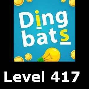 Dingbats Level 417