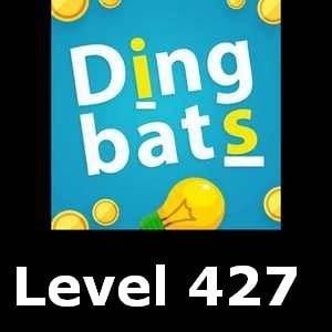 Dingbats Level 427
