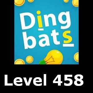 Dingbats Level 458