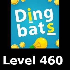 Dingbats Level 460