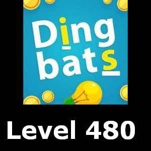 Dingbats Level 480
