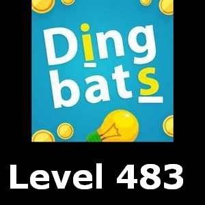 Dingbats Level 483