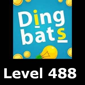 Dingbats Level 488