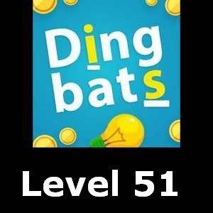 Dingbats Level 51
