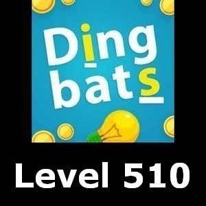 Dingbats Level 510