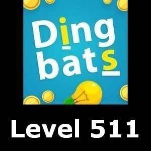 Dingbats Level 511