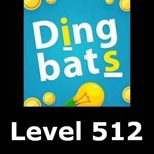 Dingbats Level 512