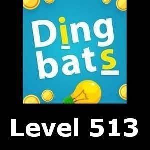 Dingbats Level 513