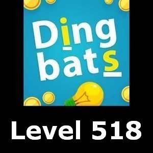 Dingbats Level 518