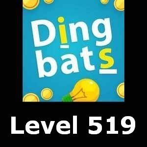 Dingbats Level 519