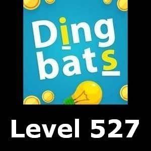 Dingbats Level 527