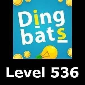 Dingbats Level 536