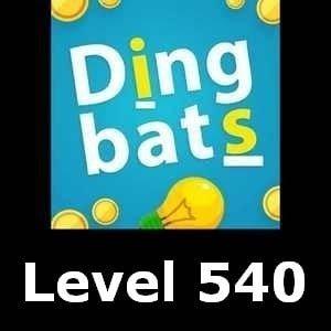 Dingbats Level 540